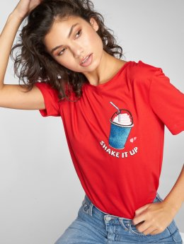 Only t-shirt onlCamilla rood