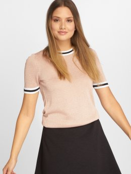 Only T-Shirt onlKamilla 2/4 rosa