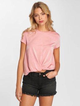 Only T-Shirt onlGemma Knot rosa
