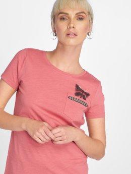 Only T-shirt onlAurora rosa chiaro