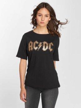 Only T-Shirt onlACDC schwarz