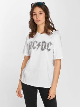Only T-Shirt onlACDC weiß