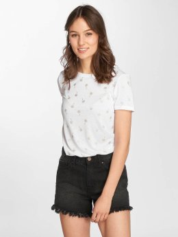 Only T-Shirt onlNew Isabella weiß