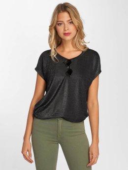Only t-shirt onlGemma Keyhole zwart