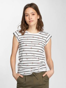 Only T-Shirty onlBone Liva bialy