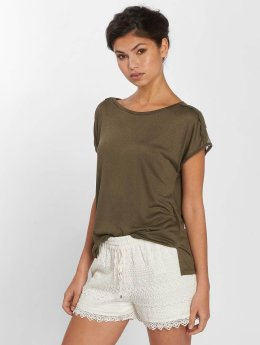 Only Tops sans manche onlTyra olive