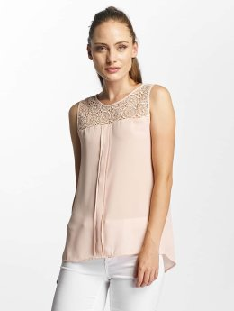 Only Topssans manche onlVenice Lace rose