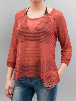 Only Tops sans manche onlElvira Lace rouge