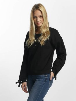 Only onlWinnie String Sweatshirt Black
