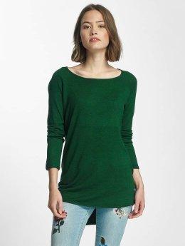 Only trui onlMila Lacy Long groen