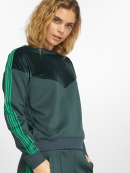 Only trui L/s O-Neck groen