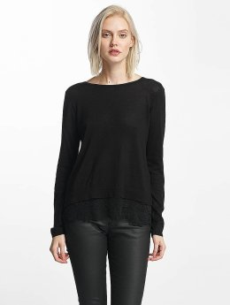 Only trui onlShirtley Lace zwart