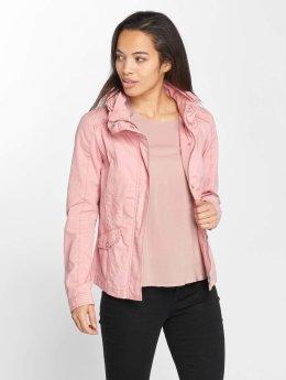 Only Välikausitakit onlDoris Short Spring roosa