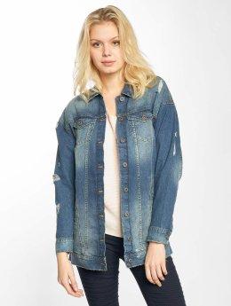 Only Veste Jean onlCrispy bleu