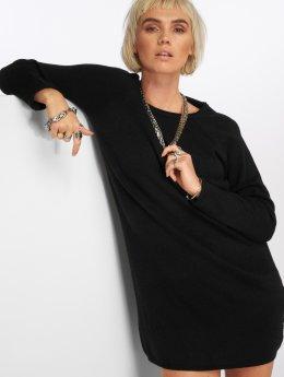 Only Vestido onlLily Knit negro