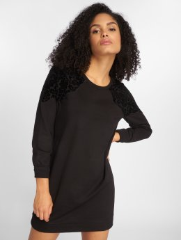 Only Vestido onlLouisa negro
