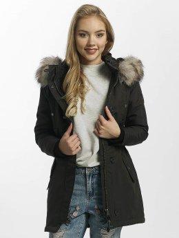 Only Winter Jacket onlIris green