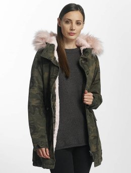 Only winterjas onlStella camouflage