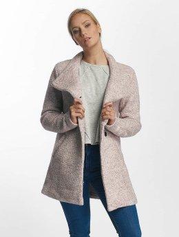 Only winterjas onlSophia Noma Wool paars