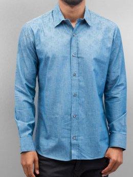 Open Shirt Flow blue