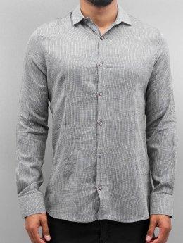 Open Shirt Leon blue