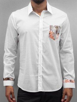 Open Skjorte Dusan  hvid