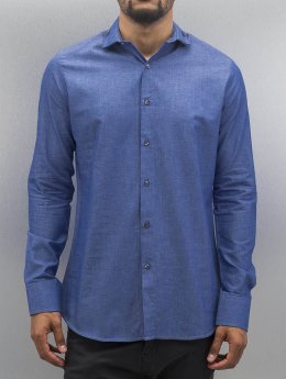 Open Skjorter Classic blå