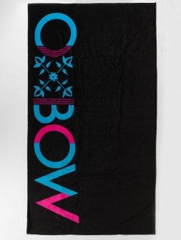 Oxbow Handtuch Inhalto Printed schwarz