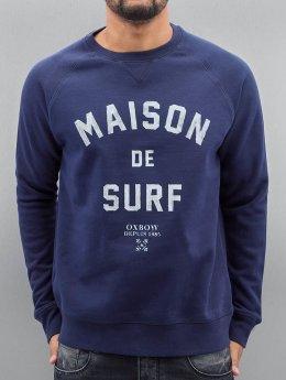 Oxbow Pullover Sivik blau