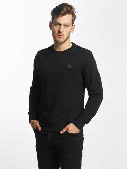 Oxbow Pullover Saddell schwarz