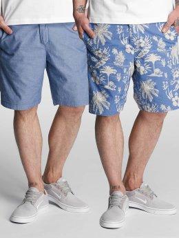 Oxbow shorts Arekipa Reversible blauw