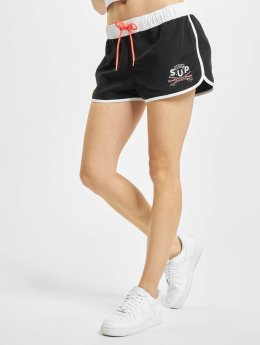 Oxbow shorts Stiny Beach zwart