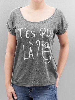 Oxbow T-paidat Tancha harmaa