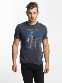 Oxbow T-paidat Tummel sininen