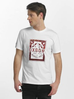 Oxbow T-paidat Ternego valkoinen