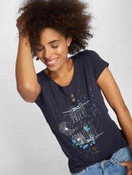 Oxbow T-Shirt K2tiko blau