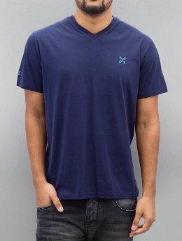 Oxbow t-shirt Tatinga blauw