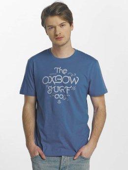 Oxbow t-shirt Tiglio blauw