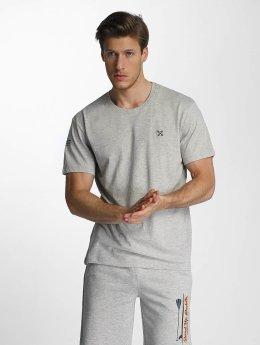 Oxbow t-shirt Stenec grijs