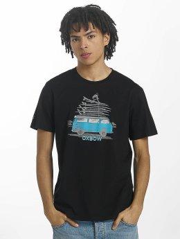 Oxbow T-Shirt Taglia noir