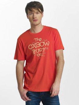 Oxbow t-shirt Tiglio rood