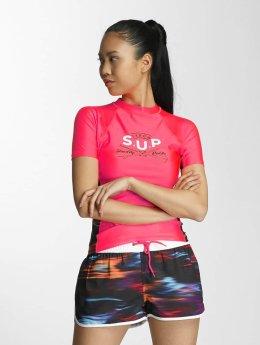 Oxbow T-shirt Slash Rash rosa