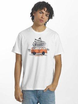 Oxbow T-Shirt Taglia weiß