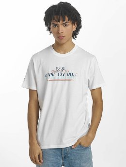 Oxbow t-shirt Tanaro wit