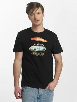 Oxbow T-shirts Tonenga sort