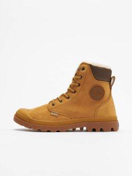 Palladium Ботинки Pampa Sport Cuff золото