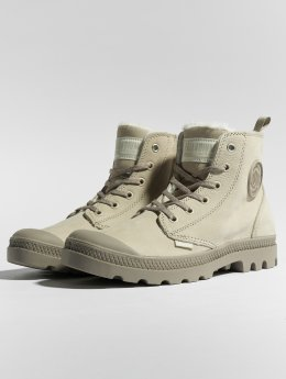 Palladium Ботинки Pampa Hi Z серый
