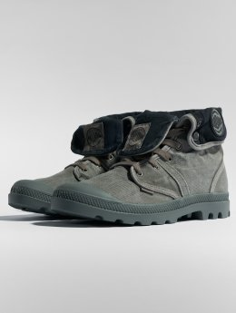 Palladium Boots Pallabrouse Baggy grau
