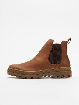Palladium Boots Pallabosse Chelsea marrón