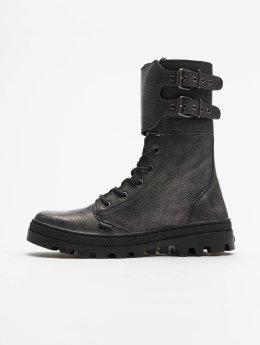 Palladium Boots Pallabosse Peloton L negro